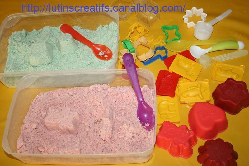 sable magique maison