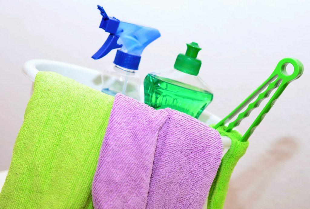 DIY - produit nettoyant maison