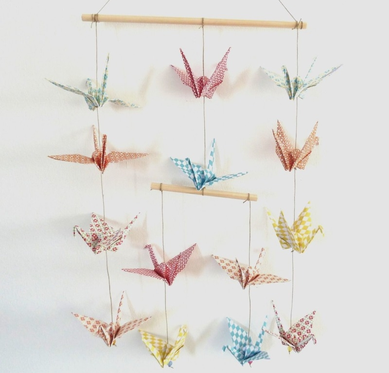 Diy Origami Oiseau Tuto Facile Pour Les Fabriquer Un Jour Une Idee