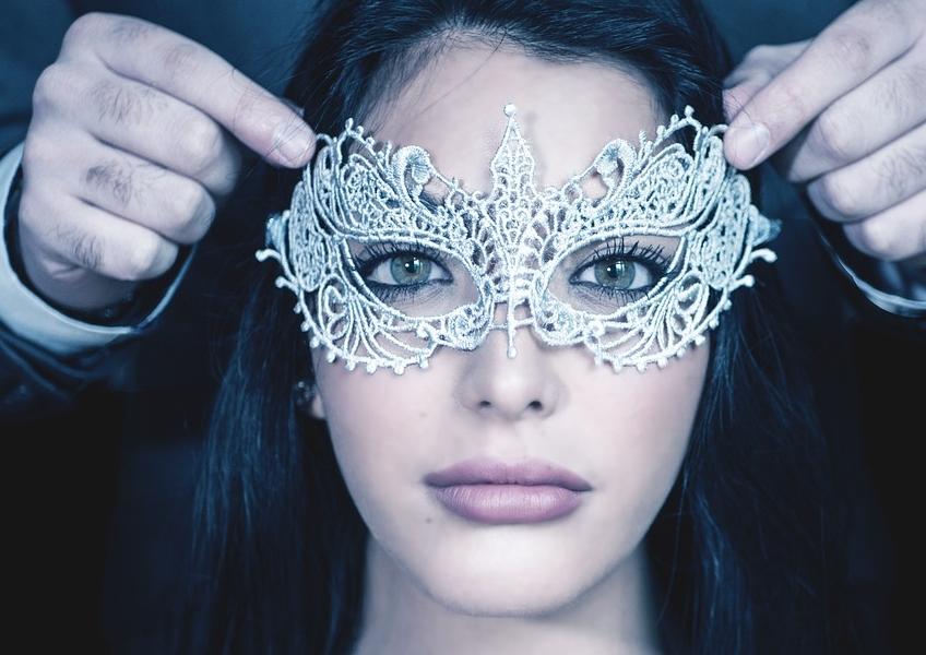 decorer masque soi-meme